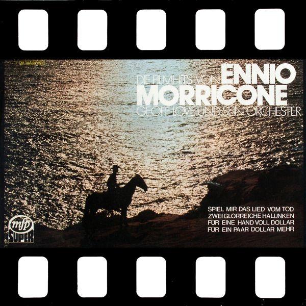 Morricone, Ennio - Die Filmhits Von Ennio Morricone [LP]