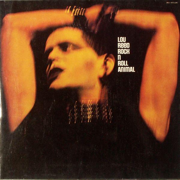 Reed, Lou - Rock 'n' Roll Animal [LP]