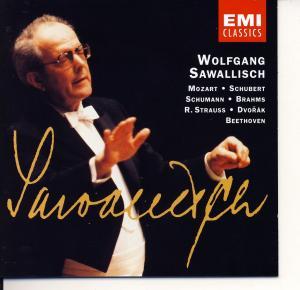 Sawallisch, Wolfgang - Mozart, Schubert, Schumann, Brahms, R. Strauss, Dvorak, Beethoven [CD]