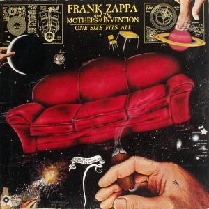 Zappa, Frank & Mothers Of Invention - One Size Fits All [LP]