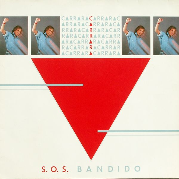 """Carrara - S.O.S. Bandido [12"""" Maxi]"""