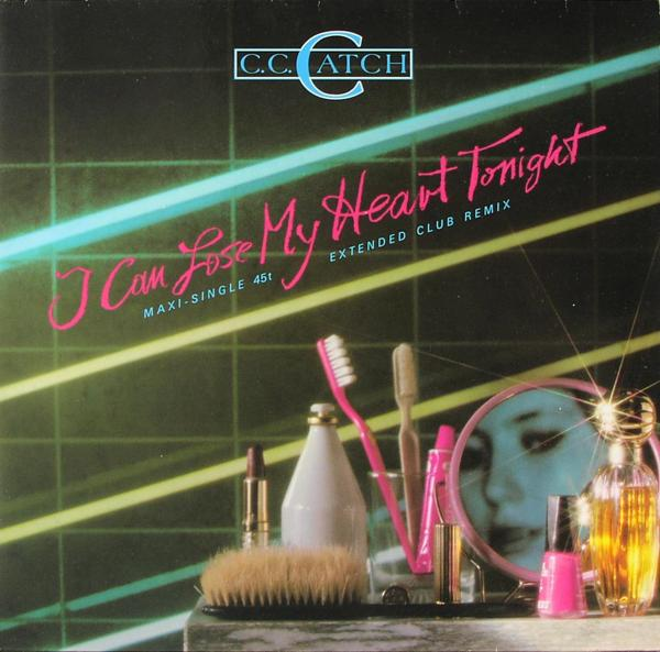 """Catch, C.C. - I Can Lose My Heart Tonight [12"""" Maxi]"""