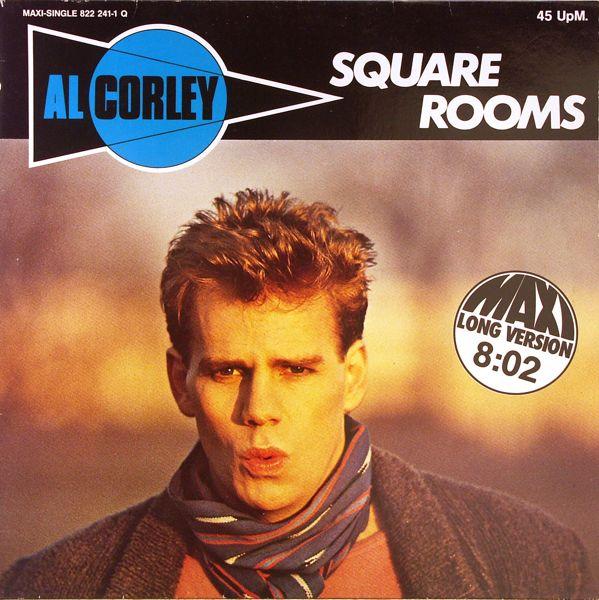 "Corley, Al - Square Rooms [12"" Maxi]"