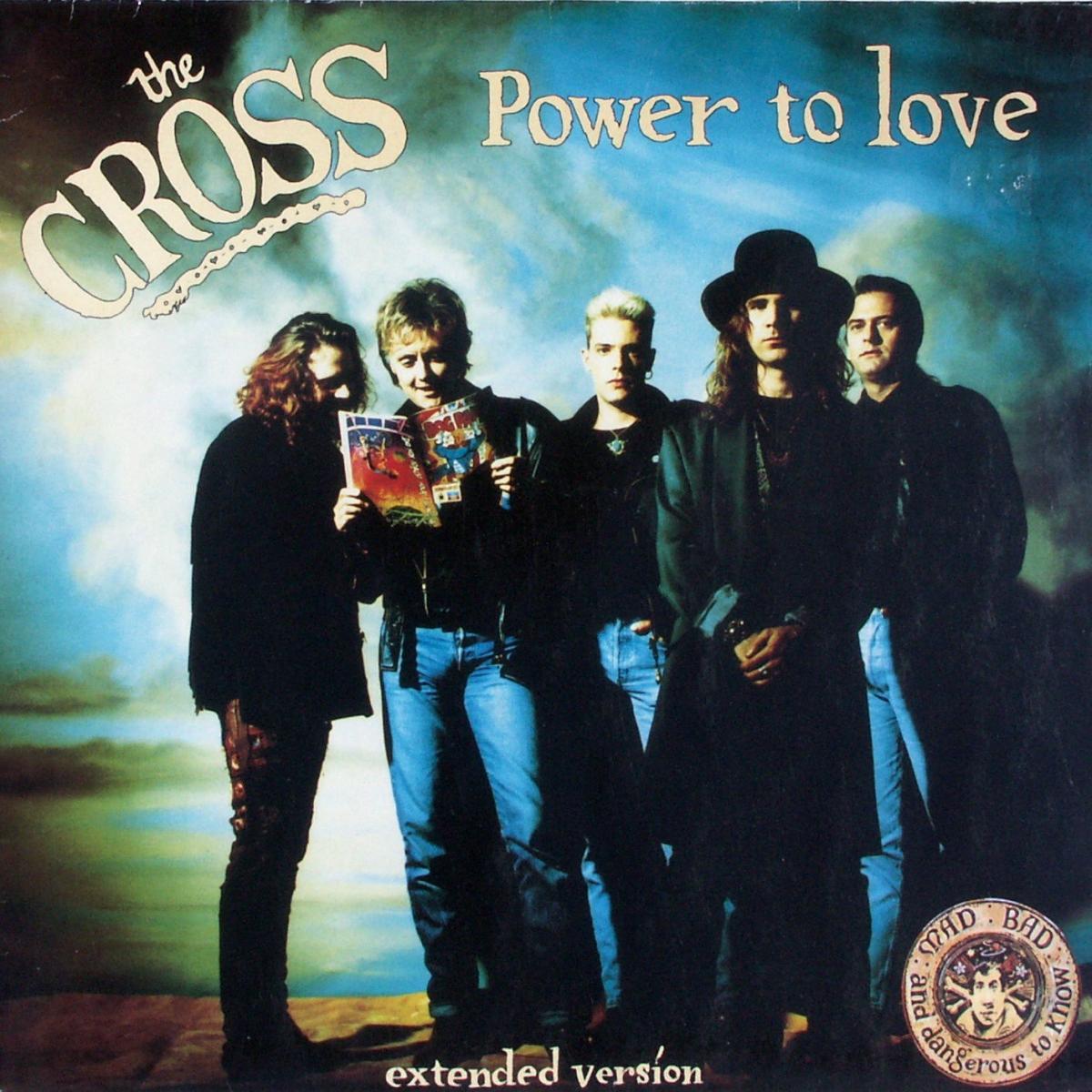 "Cross - Power To Love [12"" Maxi]"