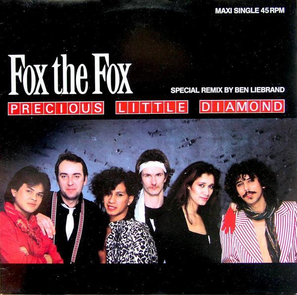 "Fox The Fox - Precious Little Diamond [12"" Maxi]"