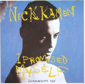 """Kamen, Nick - I Promised Myself [12"""" Maxi]"""