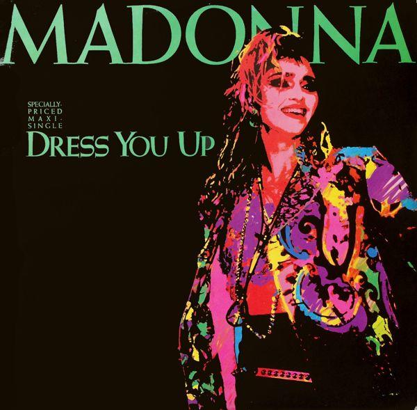 """Madonna - Dress You Up [12"""" Maxi]"""