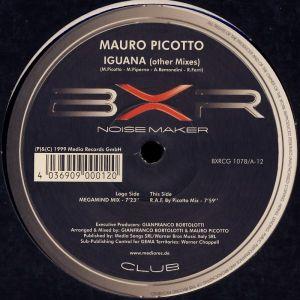 "Picotto, Mauro - Iguana [12"" Maxi]"