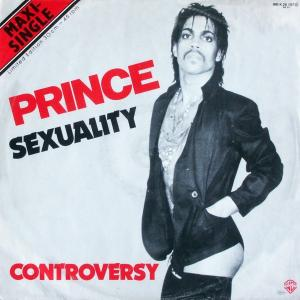 """Prince - Sexuality / Controversy [12"""" Maxi]"""