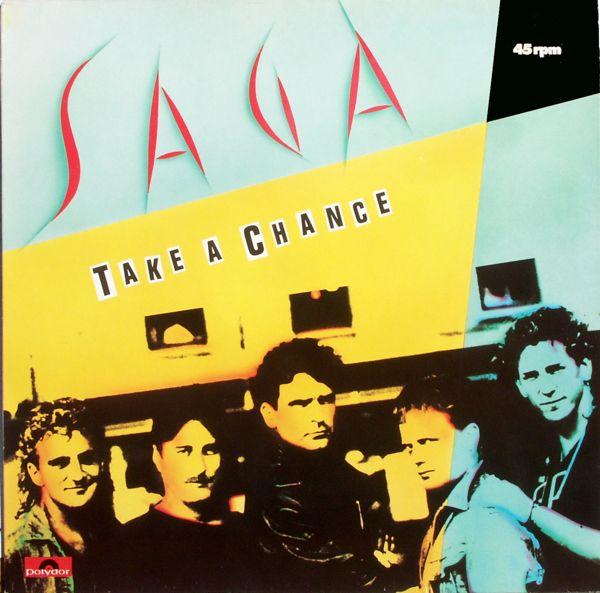 """Saga - Take A Chance [12"""" Maxi]"""
