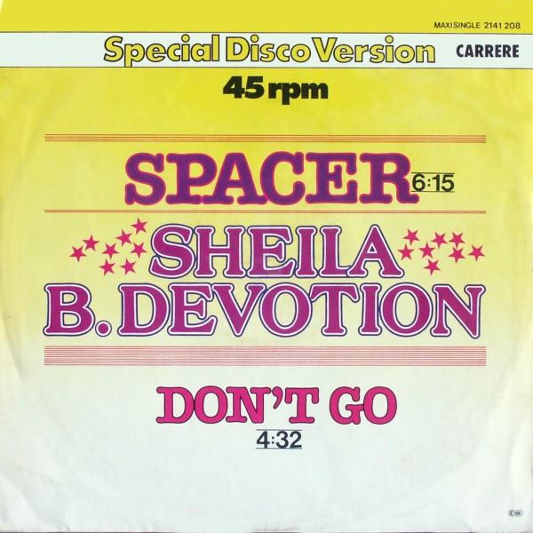 "Sheila & B. Devotion - Spacer [12"" Maxi]"
