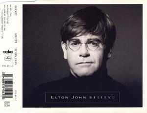 John, Elton - Believe [CD-Single]