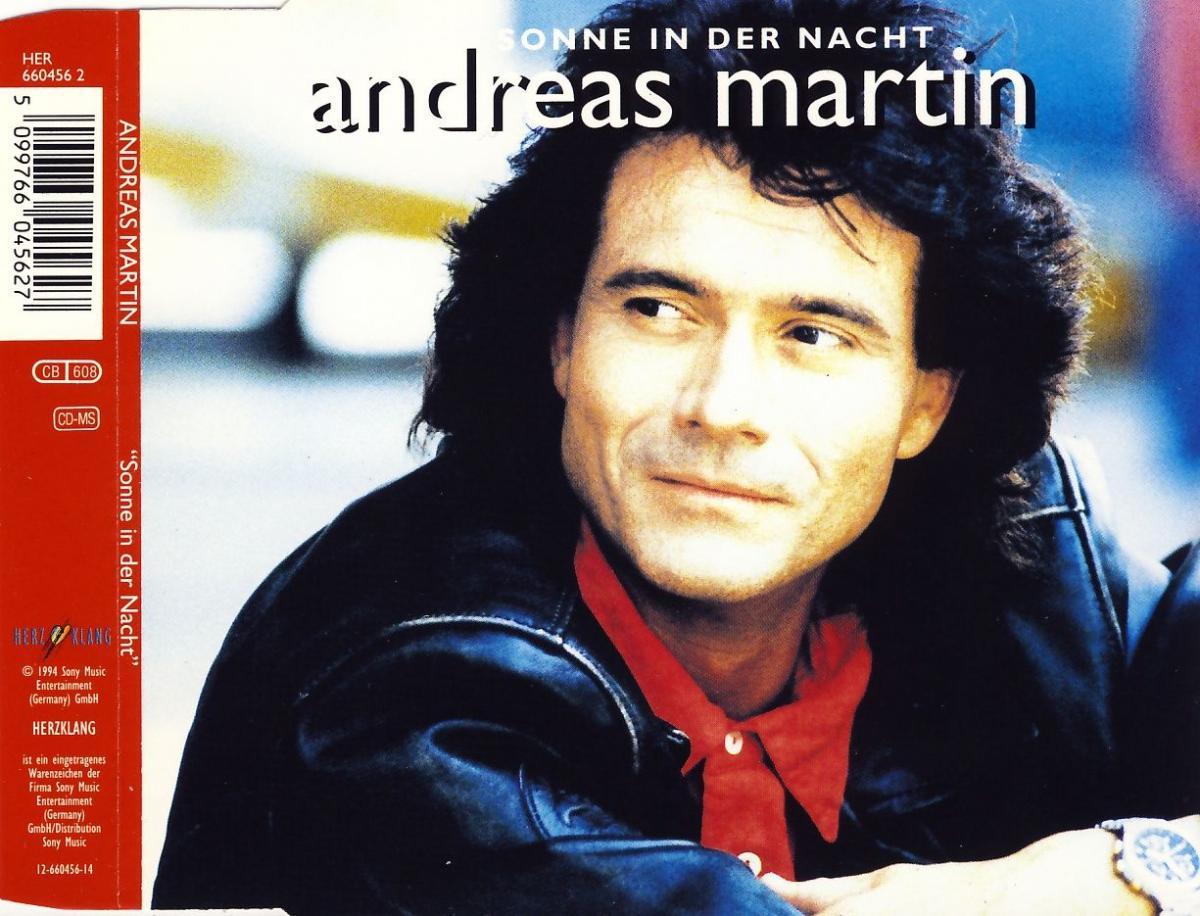 Martin, Andreas - Sonne In Der Nacht [CD-Single]