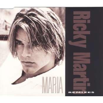 Martin, Ricky - Maria [CD-Single]