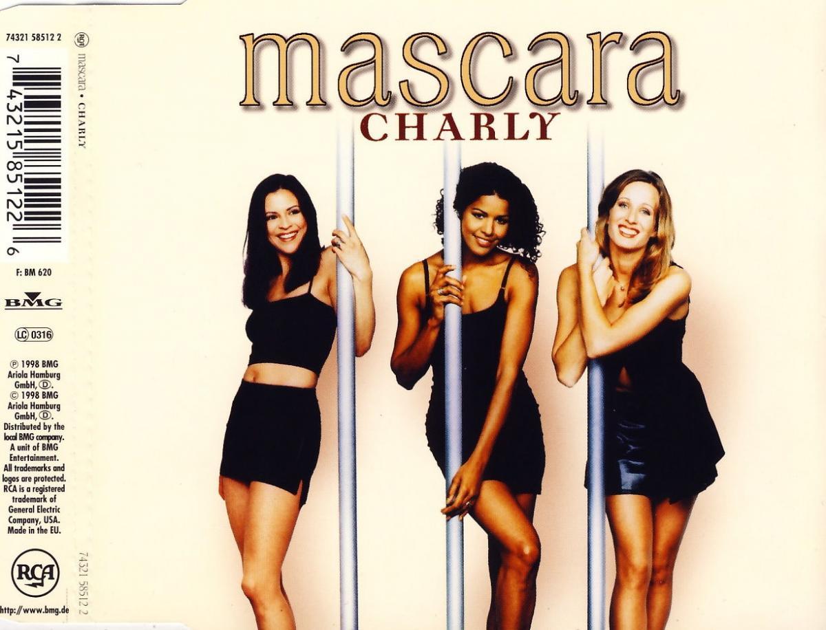 Mascara - Charly [CD-Single]