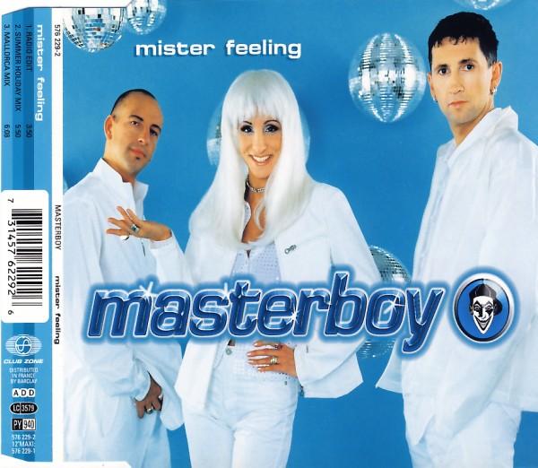 Masterboy - Mister Feeling [CD-Single]