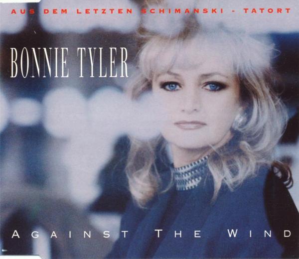 Tyler, Bonnie - Against The Wind [CD-Single]