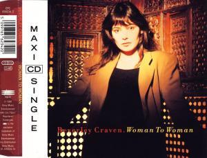 Craven, Beverley - Woman To Woman [CD-Single]