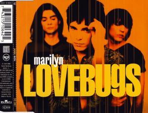 Lovebugs - Marilyn [CD-Single]
