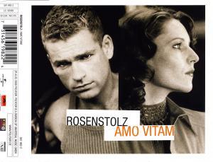 Rosenstolz - Amo Vitam [CD-Single]
