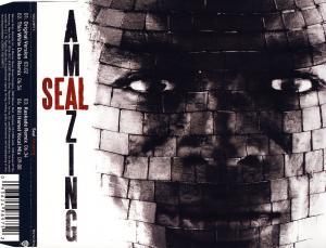 Seal - Amazing [CD-Single]