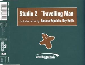 Studio 2 - Travelling Man [CD-Single]