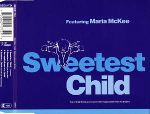 Sweetest Child feat. Maria McKee - Sweetest Child [CD-Single]