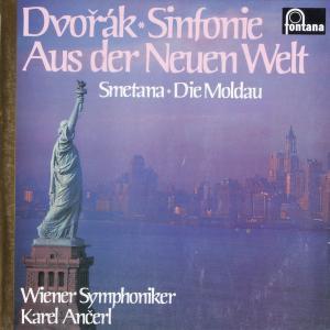 Dvorak / Smetana - Sinfonie Aus Der Neuen Welt / Die Moldau [LP]
