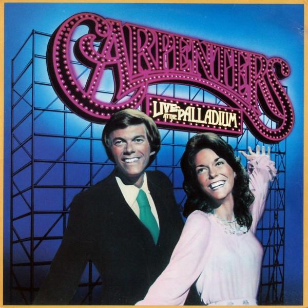 Carpenters - Live At The Palladium [LP]