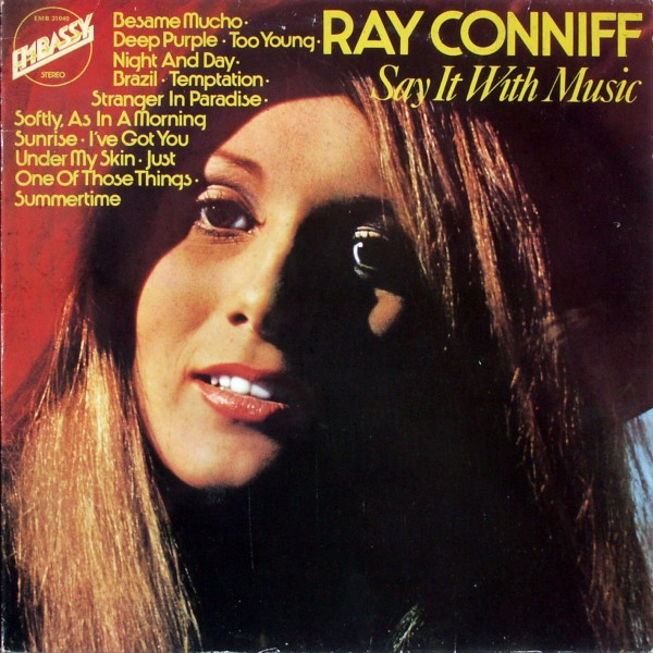 Conniff, Ray - Say It With Music [LP]