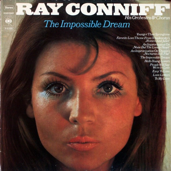 Conniff, Ray - The Impossible Dream [LP]