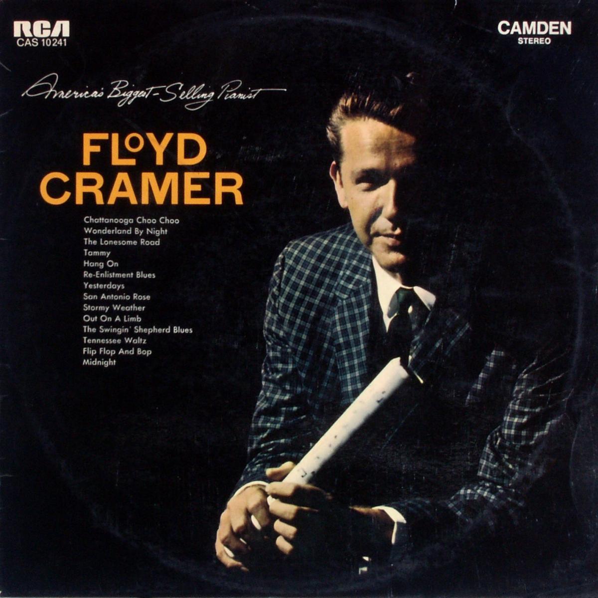 Cramer, Floyd - America's Biggest Selling Pianist [LP]