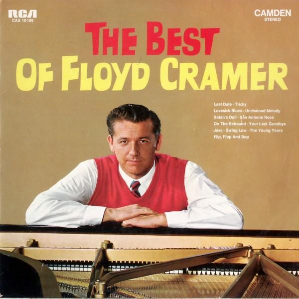 Cramer, Floyd - The Best Of Floyd Cramer [LP]