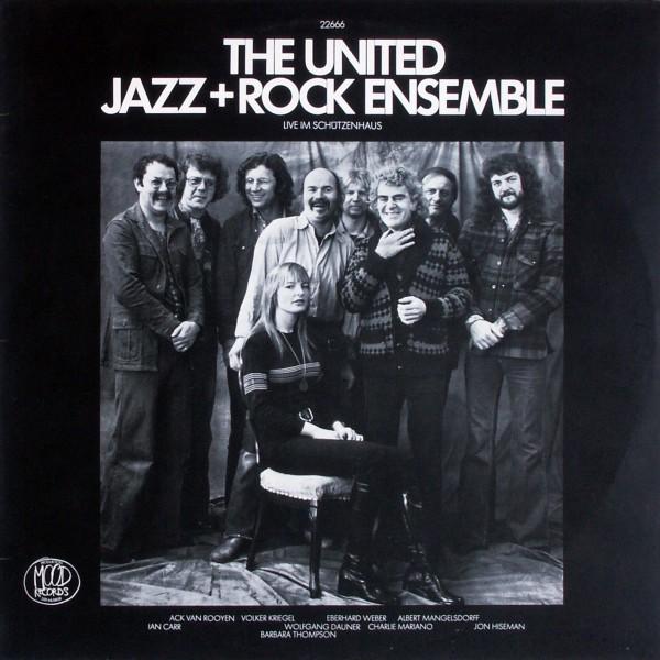 United Jazz & Rock Ensemble - Live Im Schützenhaus [LP]