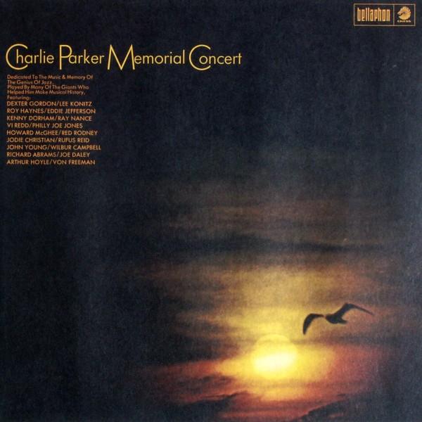 Various - Charlie Parker Memorial Concert [LP]