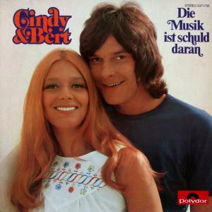 Cindy & Bert - Die Musik Ist Schuld Daran [LP]