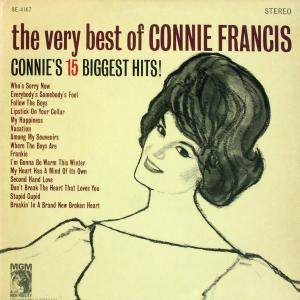 Francis, Connie - The Very Best Of Connie Francis (Connie's Biggest Hits) [LP]
