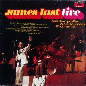 Last, James - Live [LP]