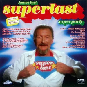 Last, James - Superlast [LP]