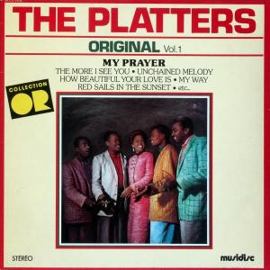 Platters - Original Vol. 1 [LP]