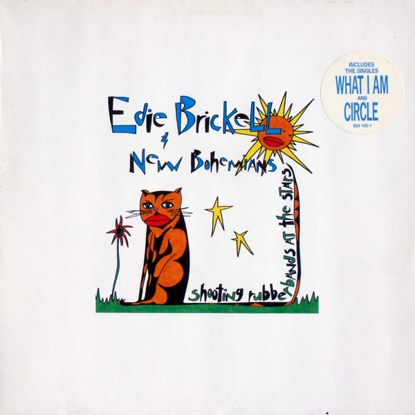 Brickell, Edie & New Bohemians - Shooting Rubberbands At The Stars [LP] 0
