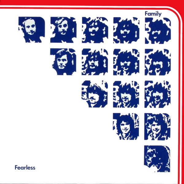 Family - Fearless [LP] 0