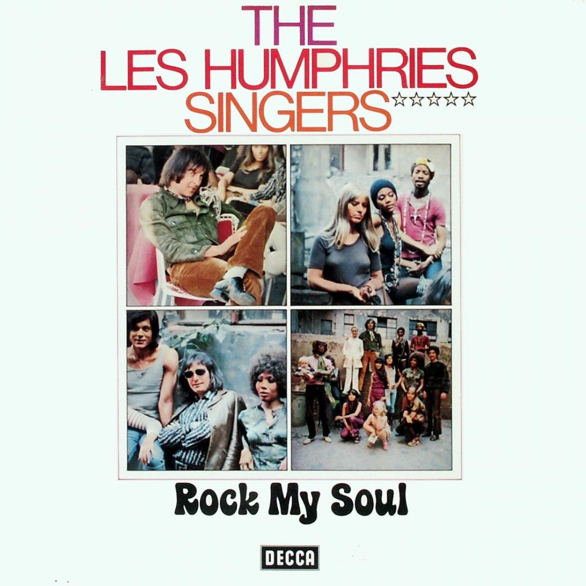 Humphries Singers, Les - Rock My Soul (I Believe) [LP] 0