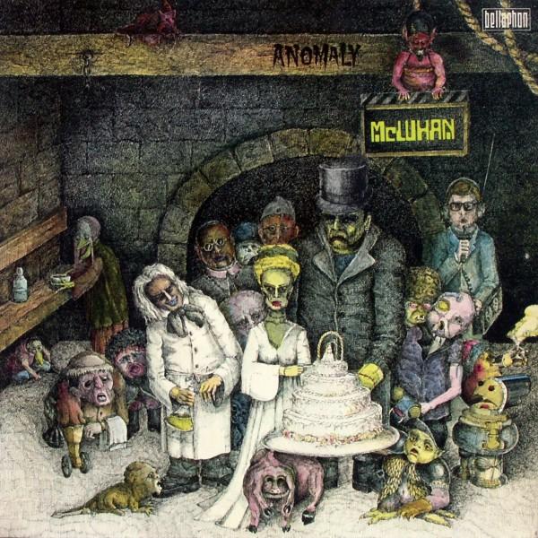 McLuhan - Anomaly [LP] 0