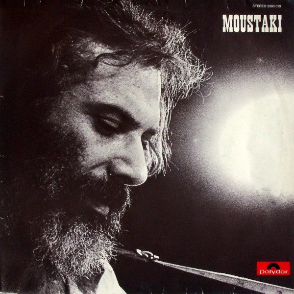 Moustaki, Georges - Moustaki [LP] 0