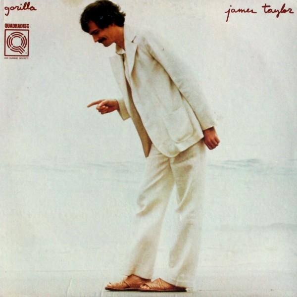 Taylor, James - Gorilla [LP] 0