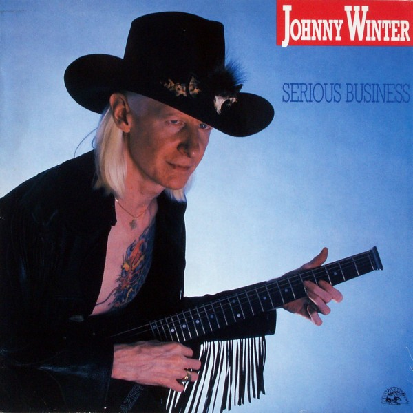 Winter, Johnny - Serious Business [LP] 0