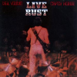 Young, Neil & Crazy Horse - Live Rust [LP]