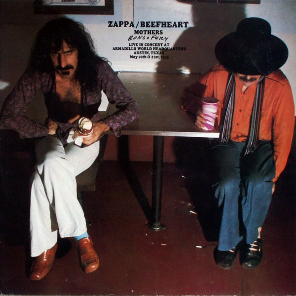 Zappa / Beefheart / Mothers - Bongo Fury [LP] 0