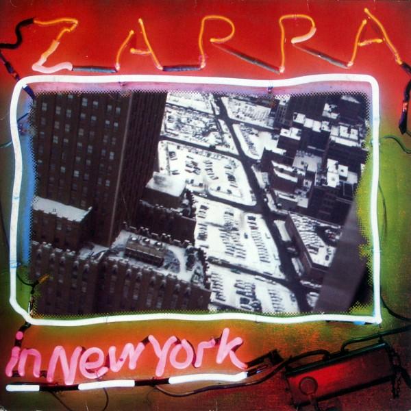 Zappa, Frank - Zappa In New York [LP] 0